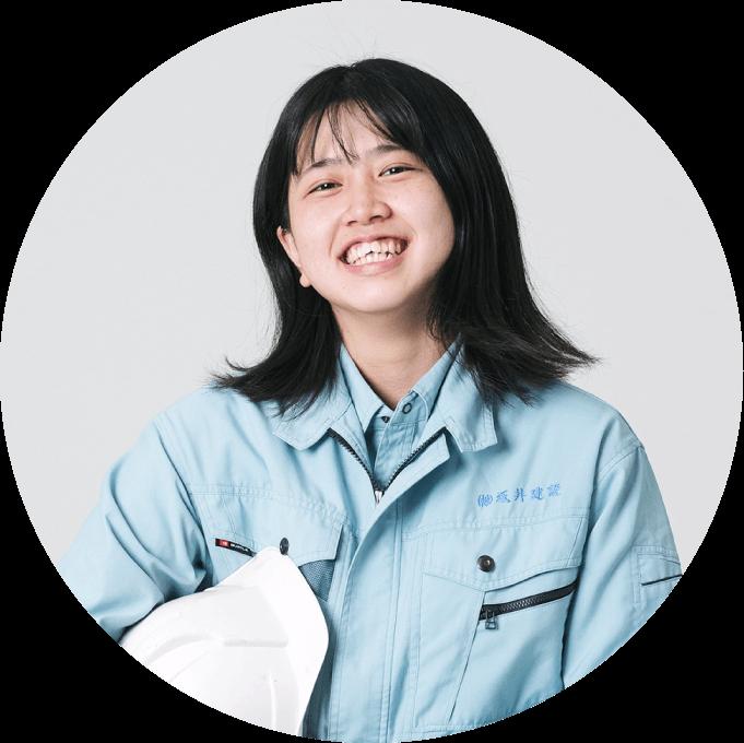 濵田 聖奈|大分の中途採用・転職 正社員・パートの求人 SAKAI株式会社