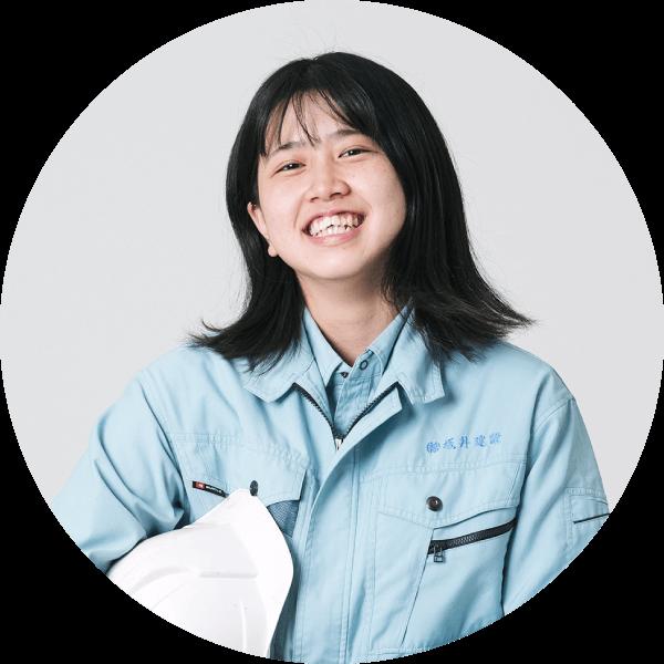 濵田 聖奈|大分の中途採用・転職 正社員 SAKAI株式会社