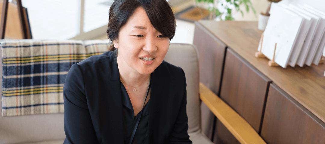 佐々木 恵美 SAKAIのいいところ 大分の工務店 SAKAI中途採用