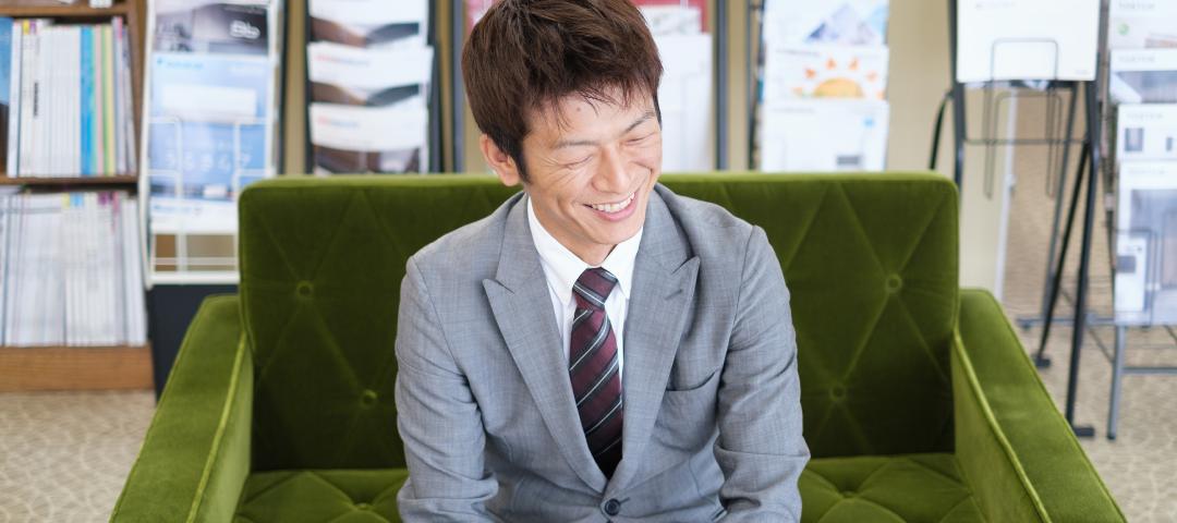 佐藤 友一|転職のきっかけ|大分の工務店 坂井建設中途採用