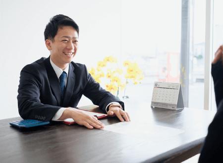 CS部の仕事|SAKAIの仕事|大分市の工務店 SAKAI リクルート新卒採用情報