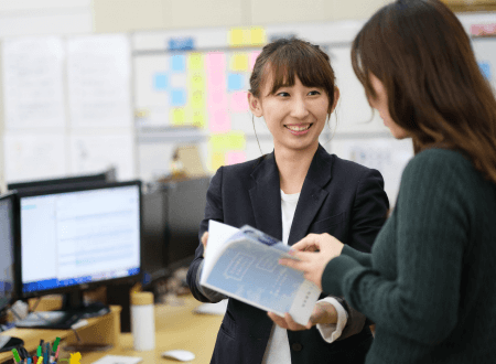広報支援室|SAKAIの仕事|大分市の工務店 SAKAI リクルート新卒採用情報