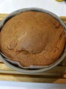臼井の手作りケーキ1|創業者を大切にする会|坂井建設採用ブログ