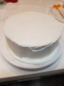 臼井の手作りケーキ2|創業者を大切にする会|坂井建設採用ブログ