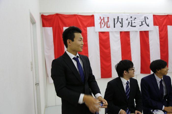 小田修平 2019年坂井建設新入社員 坂井建設採用情報ブログ