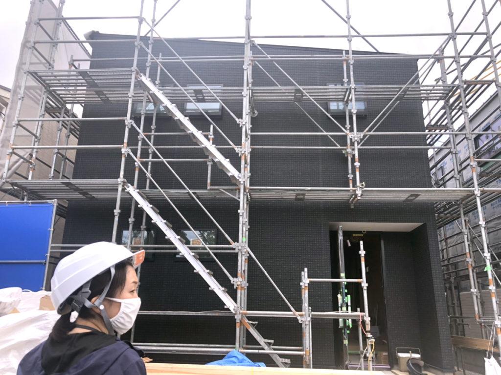 現場美化のために – 現場パトロール –|大分市の工務店 坂井建設採用情報ブログ