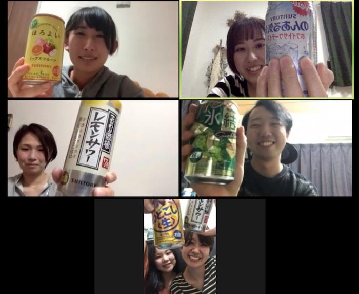 リモート飲み会! 新入社員 水谷のつぶやき no.2|坂井建設採用情報ブログ