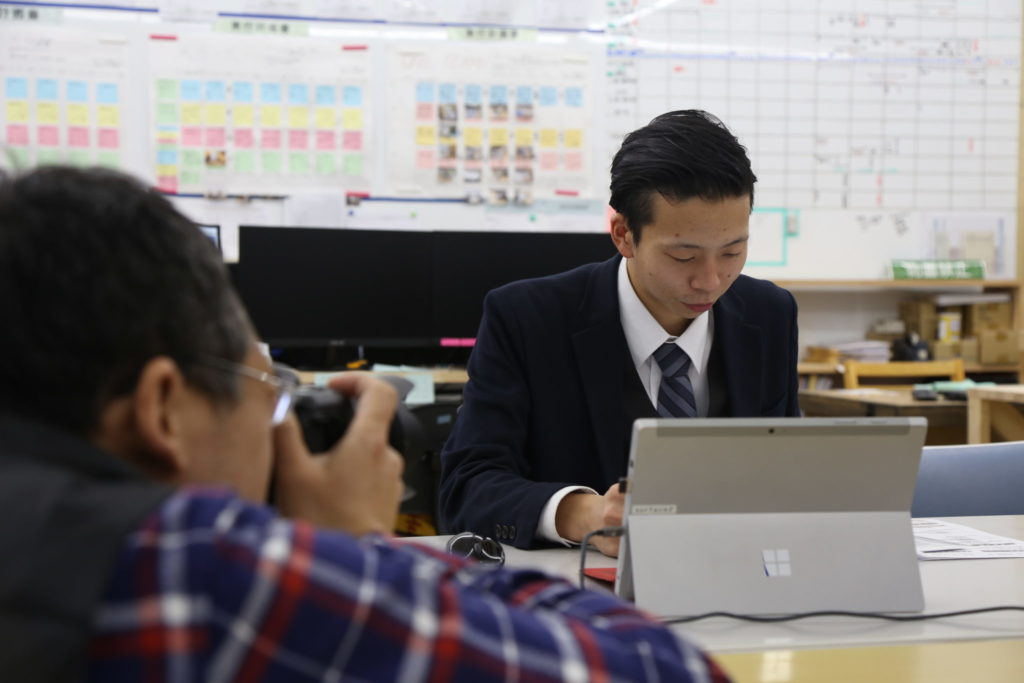 田中伸哉 大分の工務店坂井建設採用情報ブログ