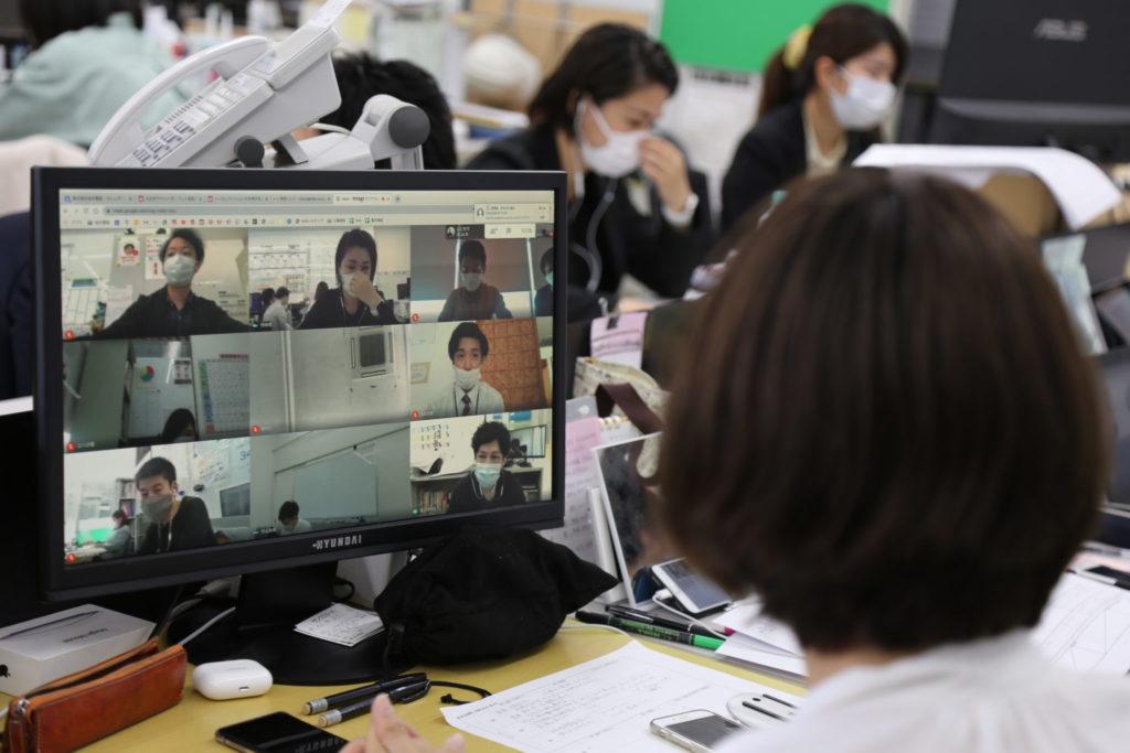 オンライン研修受講 大分の工務店坂井建設採用情報ブログ