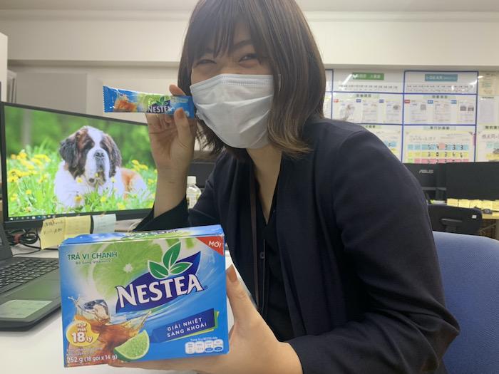 幸せのおすそ分け ベトナムのお茶|大分の工務店 坂井建設採用情報ブログ