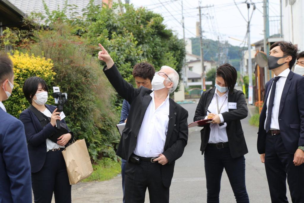 株式会社武蔵野小山社長ご来社|大分の工務店 坂井建設採用情報ブログ