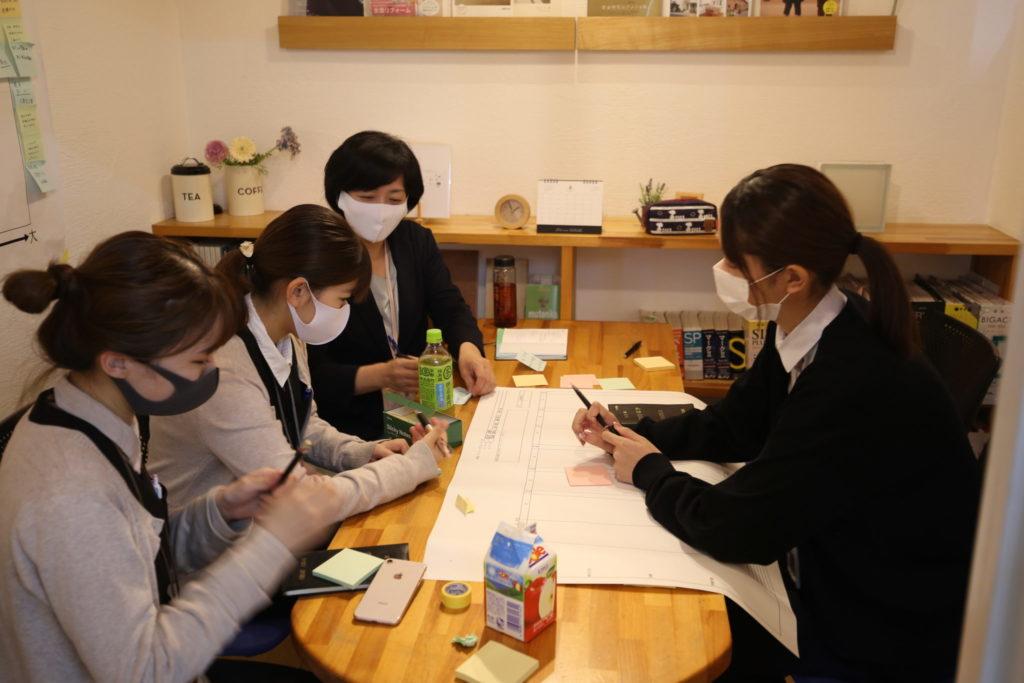 実行計画書作成(総務)|大分の工務店 SAKAI株式会社採用情報ブログ