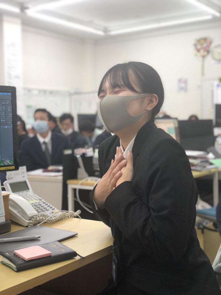 広報 新入社員阿部|大分の工務店 SAKAI株式会社採用情報ブログ