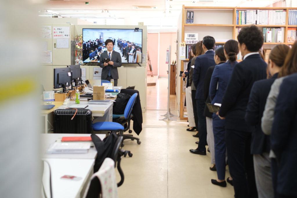 朝礼 2分間スピーチ|大分の工務店 SAKAI株式会社採用情報ブログ