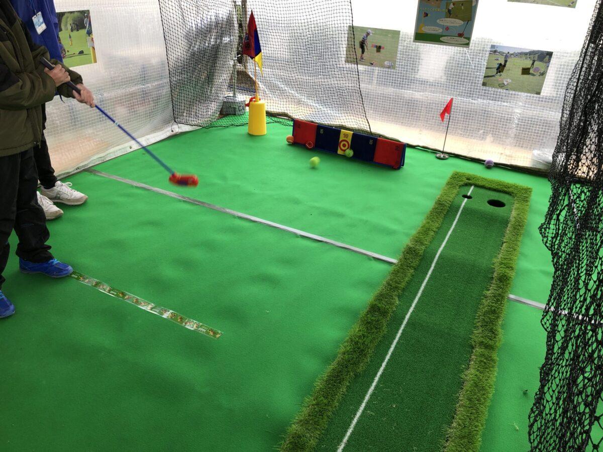 SNAGゴルフが大分市下郡にて体験できます!