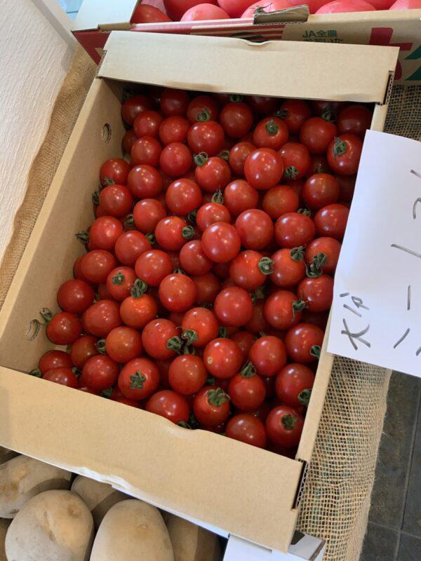 ヤオヤダエンさんのお野菜 ミニトマト