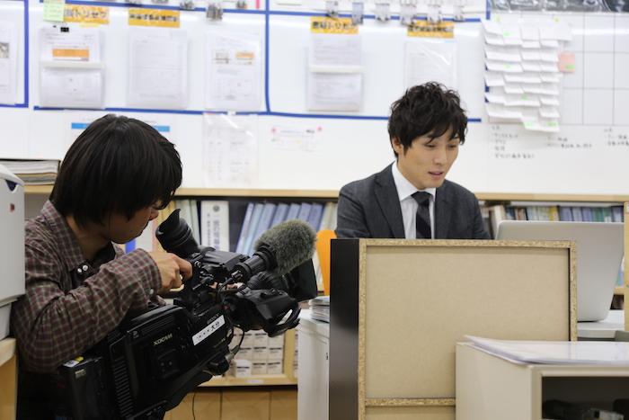 NHKにて坂井建設の福利厚生について放映|SAKAI株式会社