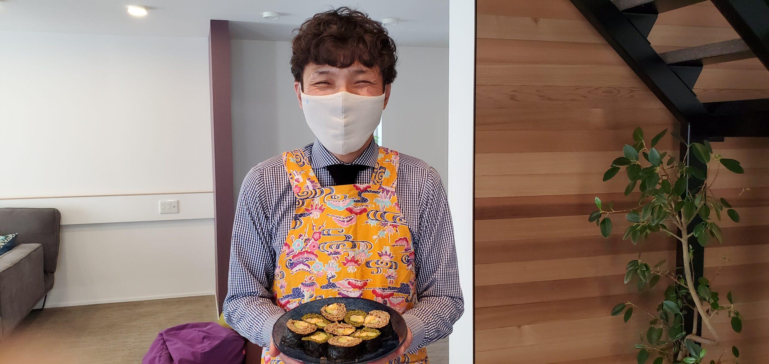 FUN TO OITA - 食卓を彩る - そば寿司|SAKAI株式会社